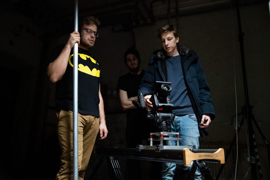 Natáčení produktového videa - Kamera RED SCARLET-W