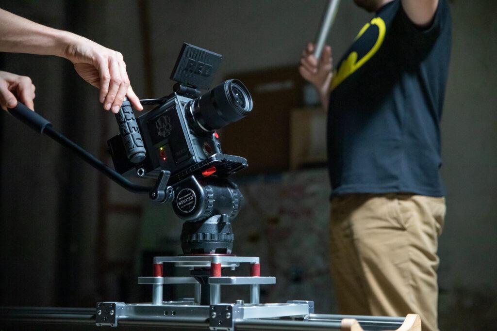 Kamera RED SCARLET-W