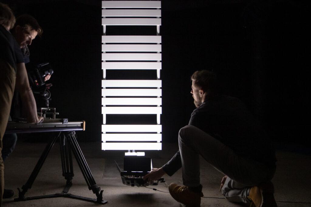 Světelné efekty - Produktové video