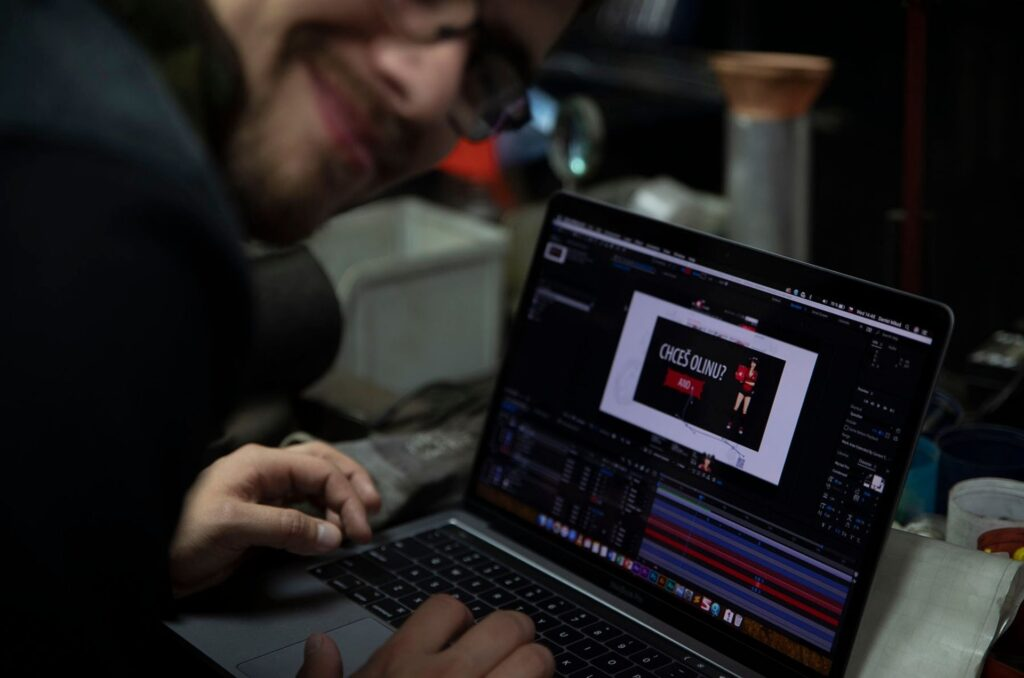 Backstage - Videoprodukce