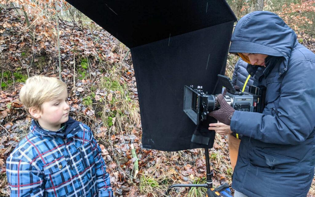 Kameraman v akci