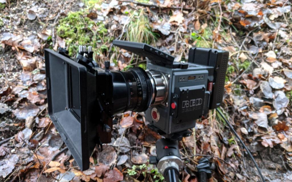 Kamera RED SCARLET-W v hlavní roli